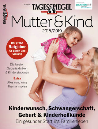 Tagesspiegel Mutter & Kind 2017-11-25