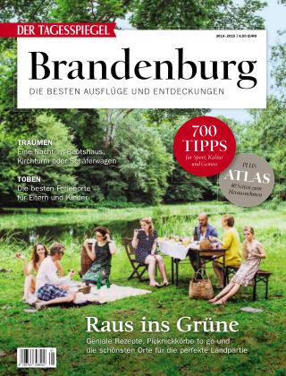 Tagesspiegel Freizeit Brandenburg 2014