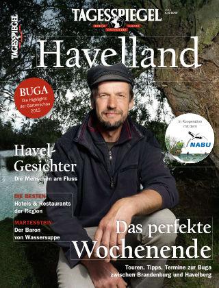 Tagesspiegel Freizeit Havelland 2015