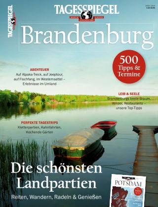 Tagesspiegel Freizeit Brandenburg 2018/19