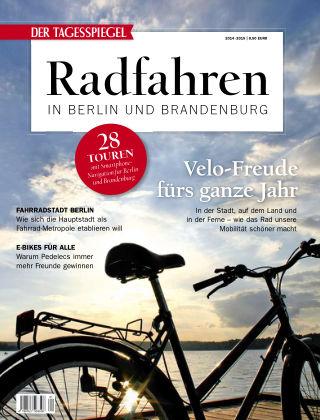 Tagesspiegel Freizeit Radfahren 2014/15