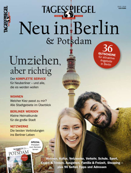 Tagesspiegel Freizeit June 19, 2015 00:00