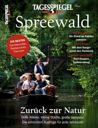 Tagesspiegel Freizeit Spreewald 2018