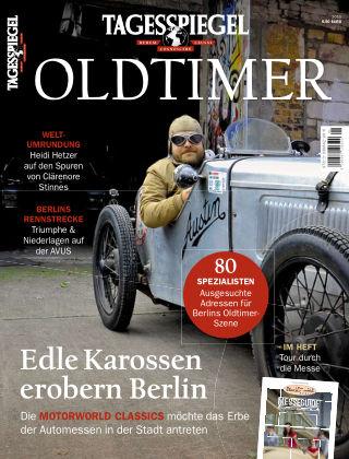 Tagesspiegel Freizeit Oldtimer 2015