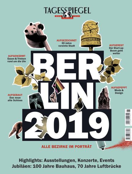 Tagesspiegel Freizeit January 12, 2019 00:00