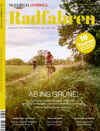 Tagesspiegel Freizeit Radfahren