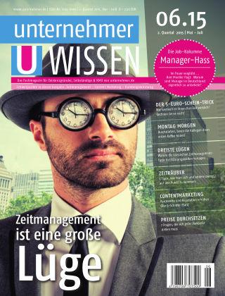 unternehmer.de ePaper NR. 06 2015