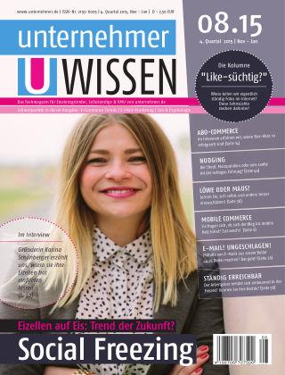 unternehmer.de ePaper 11/2015