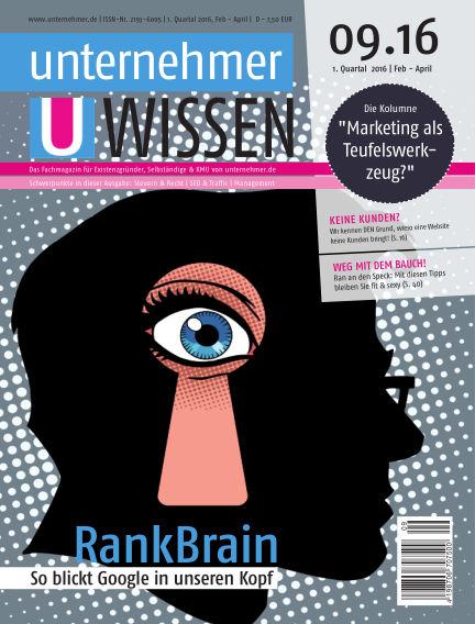 unternehmer.de ePaper February 17, 2016 00:00