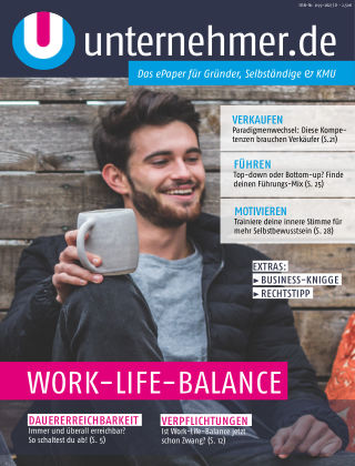 unternehmer.de ePaper 7/2018