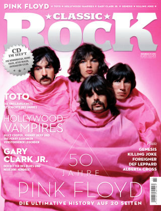 Classic Rock November 2015