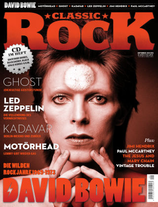 Classic Rock September 2015