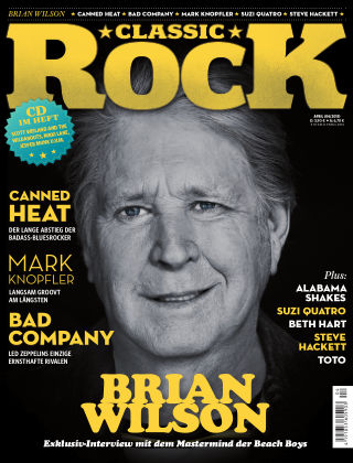 Classic Rock April 2015