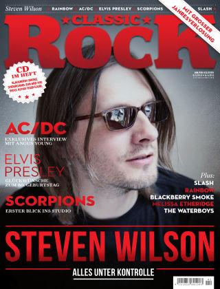 Classic Rock Januar/Februar 2015