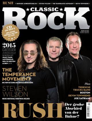 Classic Rock Januar/Februar 2016