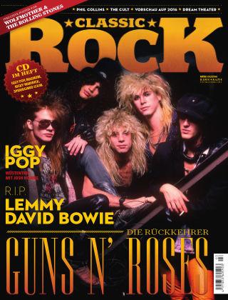 Classic Rock März 2016