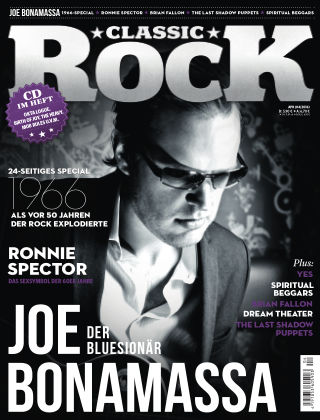 Classic Rock April 2016