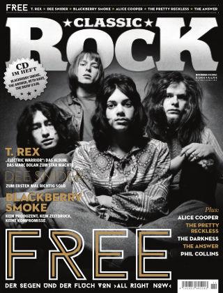 Classic Rock November 2016