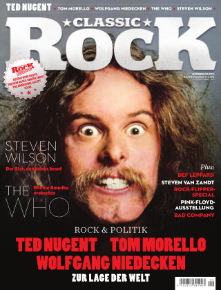 Classic Rock September 2017