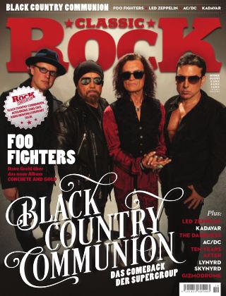 Classic Rock Oktober 2017