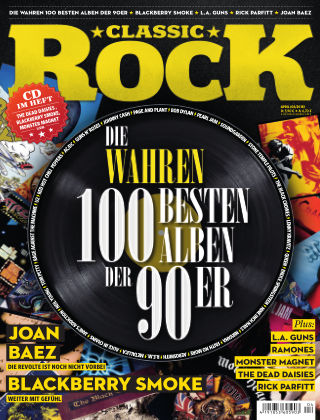 Classic Rock April 2018