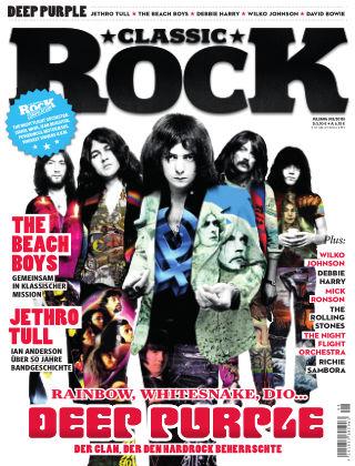 Classic Rock Juli/August 2018