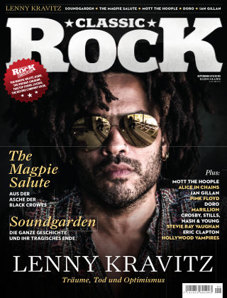 Classic Rock September 2018