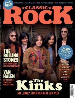 Classic Rock (DE) Januar/Februar 2021