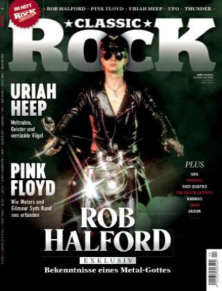 Classic Rock (DE) April 2021
