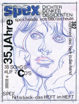 SPEX — Magazin für Popkultur Spex Nr. 362
