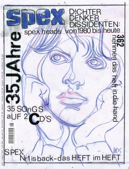 SPEX — Magazin für Popkultur (eingestellt) June 16, 2015 00:00