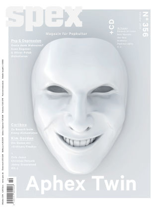 SPEX — Magazin für Popkultur Spex Nr. 356