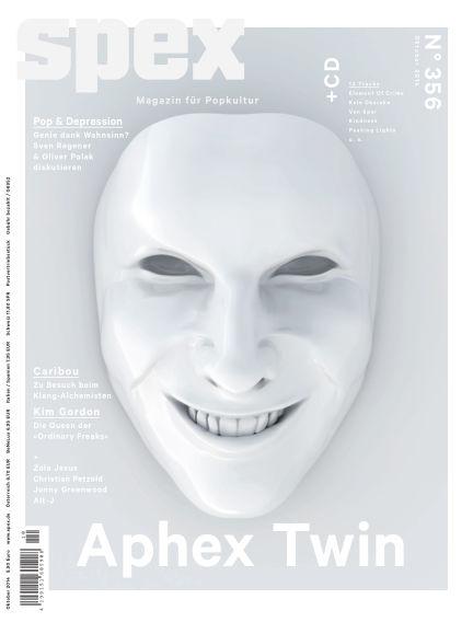 SPEX — Magazin für Popkultur (eingestellt) September 18, 2014 00:00