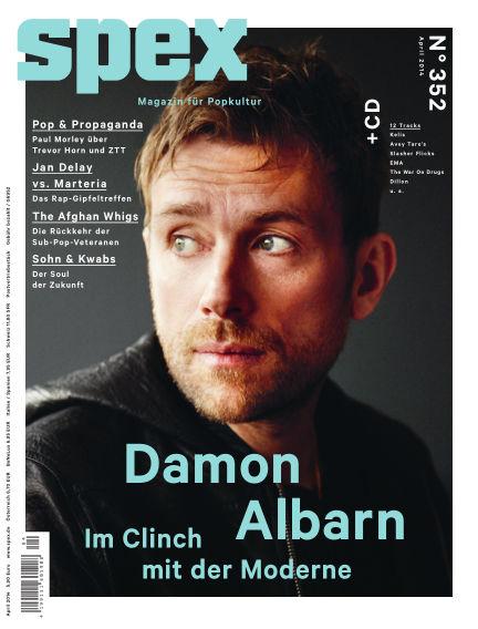 SPEX — Magazin für Popkultur (eingestellt) March 27, 2014 00:00