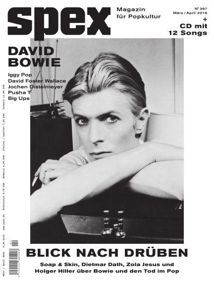 SPEX — Magazin für Popkultur (eingestellt) February 18, 2016 00:00