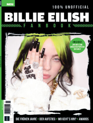 The Billie Eilish Fanbook (DE) Billie Eilish