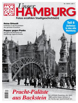 Unser Hamburg 03/2016 (Heft 6)