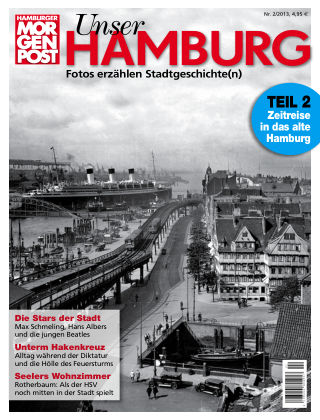 Unser Hamburg 02/2013 (Heft 2)
