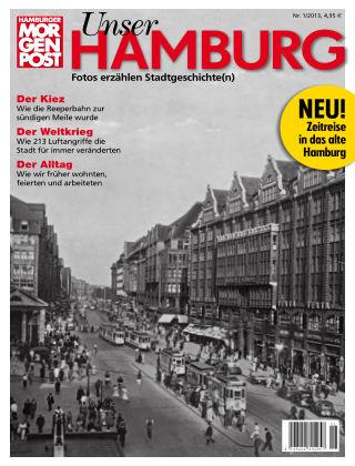Unser Hamburg 01/2013 (Heft 1)