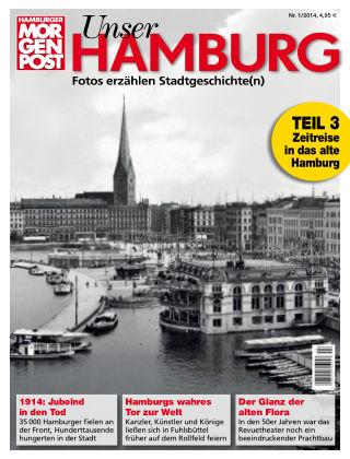 Unser Hamburg 01/2014 (Heft 3)