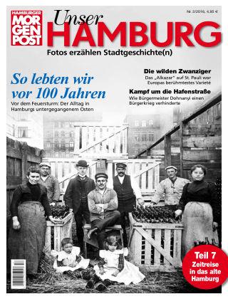 Unser Hamburg 02/2016 (Heft 7)