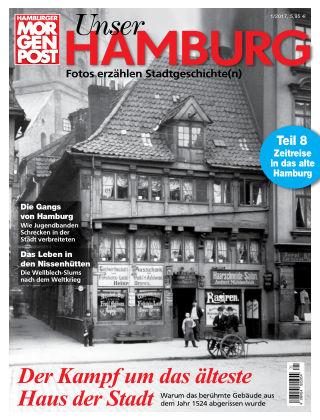 Unser Hamburg 01/2017 (Heft 8)