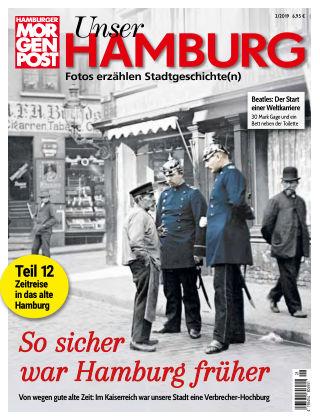 Unser Hamburg 11/2019 (Heft 12N)