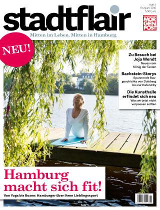 Stadtflair Hamburg (eingestellt) Heft 4 (01/16)