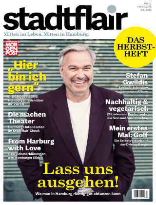 Stadtflair Hamburg (eingestellt) Heft 2 (08/15)