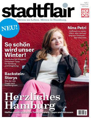 Stadtflair Hamburg Heft 3 (11/15)