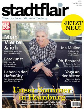 Stadtflair Hamburg (eingestellt) Heft 1 (05/15)