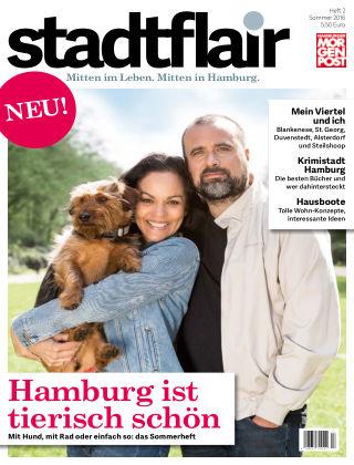 Stadtflair Hamburg (eingestellt) Heft 5 (05/16)