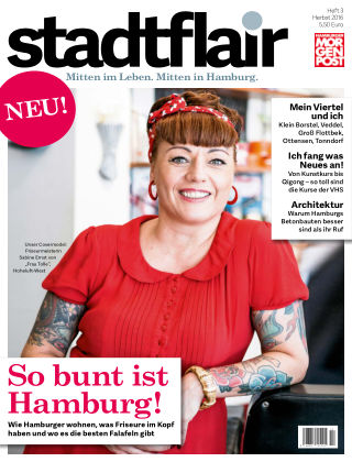 Stadtflair Hamburg Heft 6 (08/16)