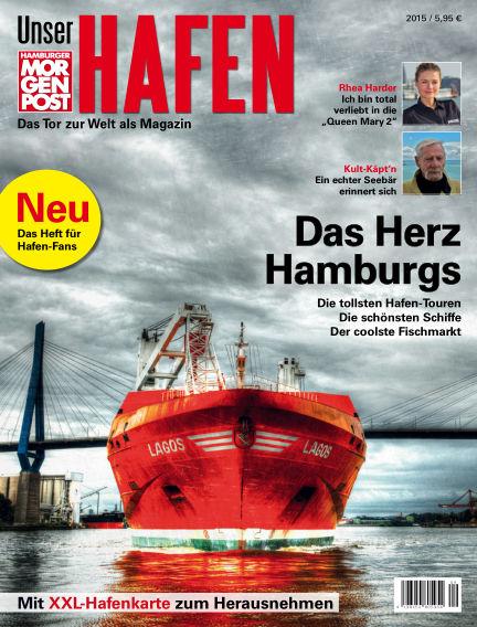 Unser Hafen April 22, 2015 00:00
